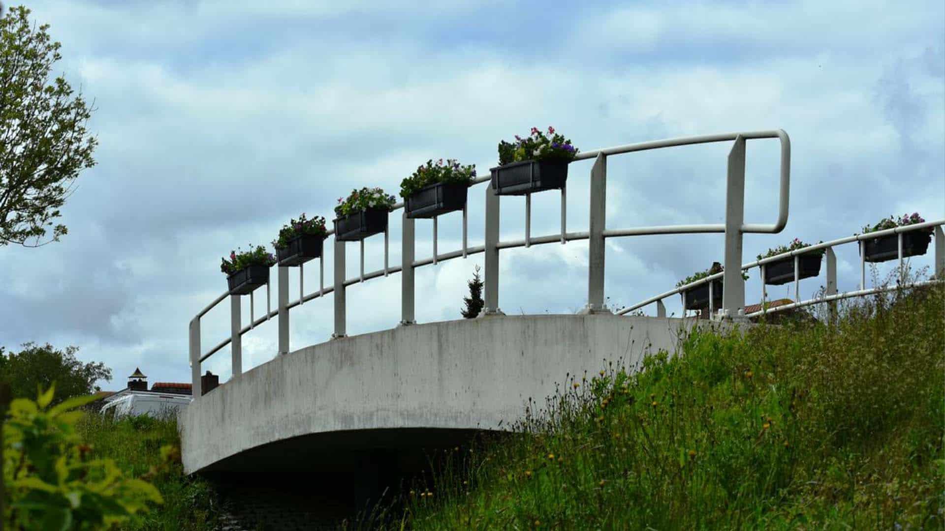 bloemen-burg