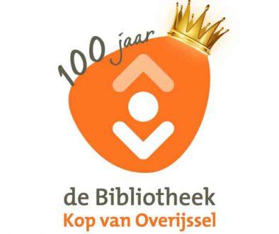 Logo-100-jaar-bibliotheek