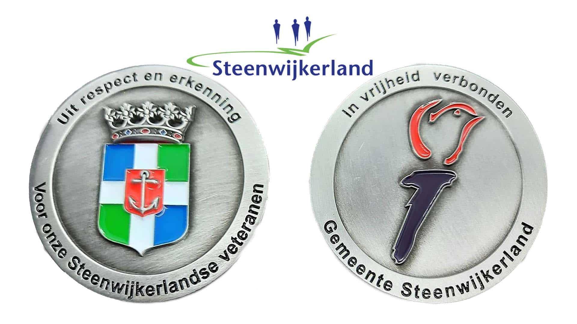 herdenkingsmunt-Steenwijkerlandse-Veteranen