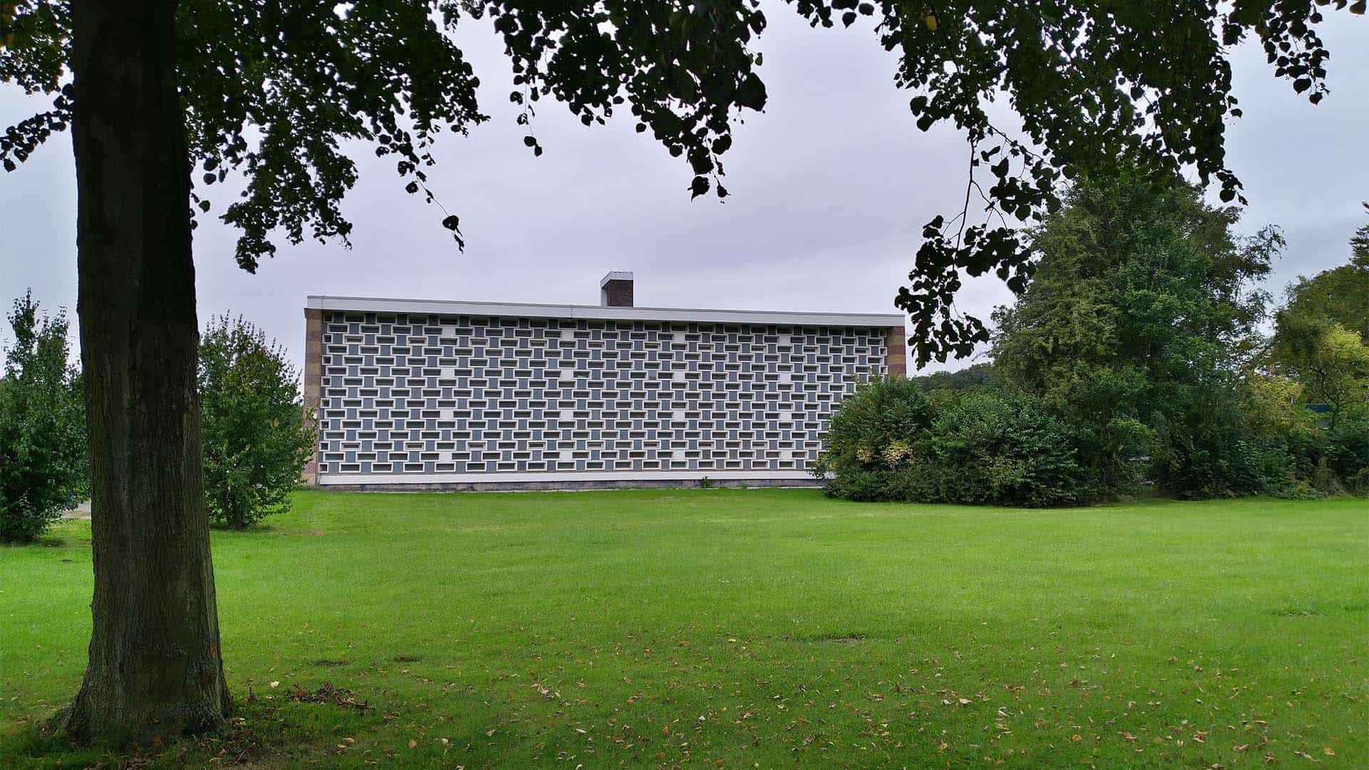 Museum Nagele startadres Open Tuindagen - Foto Museum Nagele