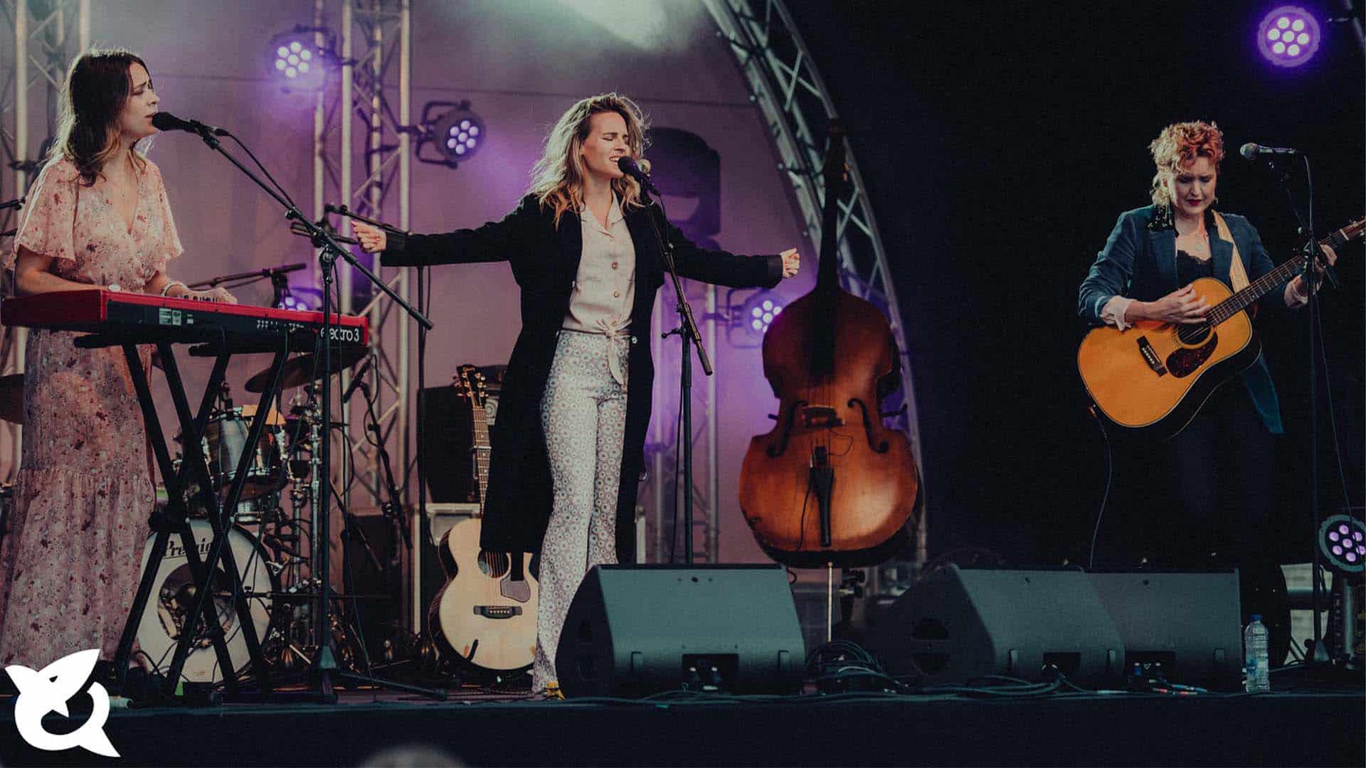 The BlueBirds + Leonie Meijer LIVE - Fotograaf Sharik Derksen - McSharq_web